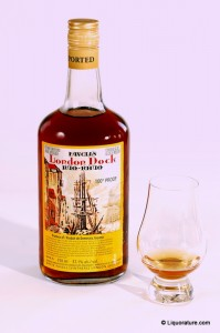 Favell S London Dock Rum Review The Lone Caner